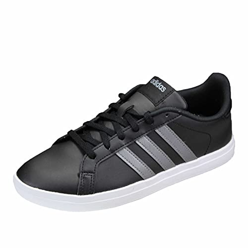 adidas COURTPOINT, Scarpe da Ginnastica Donna, Nero (Negbás Hiemet Ftwbla), 39 1/3 EU