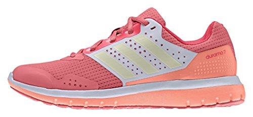 adidas Duramo 7 W, Scarpe Running Donna, Rosso (Super Blush/Dust Met/Shock Red), 37 1/3 EU