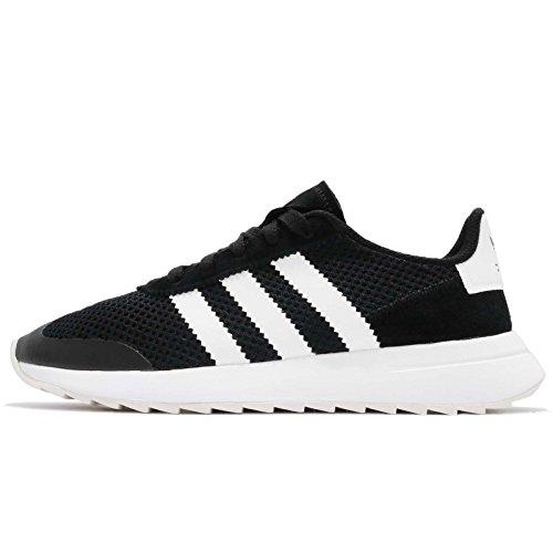 Adidas Flashback, Scarpe Running Donna, Nero (Core Black/Ftwr White/Core Black), 38 EU