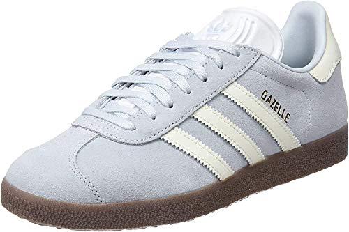 adidas Gazelle W, Scarpe da Fitness Donna, Blu (Tinazu/Ftwbla / Gum5 000), 36 2/3 EU