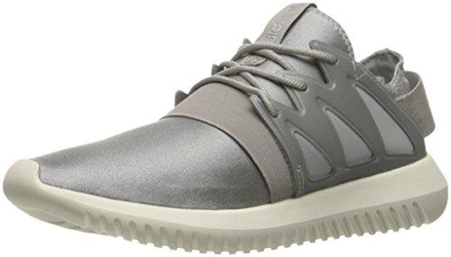 adidas Originals Tubular Viral W, Scarpe da Corsa Donna, Metallo Silver SLD Clear Granite Core White, 42 EU