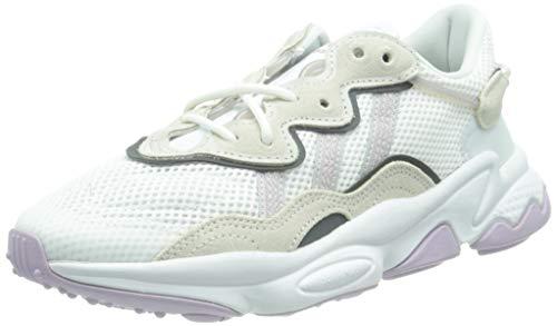 adidas Ozweego W, Scarpe da Ginnastica Donna, Ftwr White/Soft Vision/off White, 38 EU