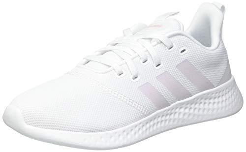 adidas Puremotion, Scarpe da Corsa Donna, Ftwr White/Iridescent/Clear Pink, 38 EU