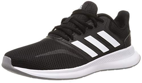adidas Runfalcon Sh W, Scarpe da Corsa Donna, Nero (Core Black/Cloud White/Grey Three), 38 EU