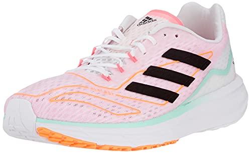 adidas SL20.2 Summer.Ready W, Scarpe Running Donna, Bianco Ftwbla Negbás Mencla, 39 1/3 EU
