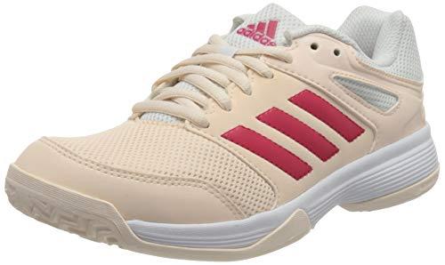 adidas Speedcourt, Scarpe Donna, pnktin/Ftwwht/powpnk, 37 1/3 EU