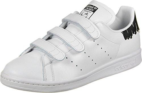 adidas Stan Smith CF W, Scarpe da Fitness Donna, Bianco, 43 1/3 EU