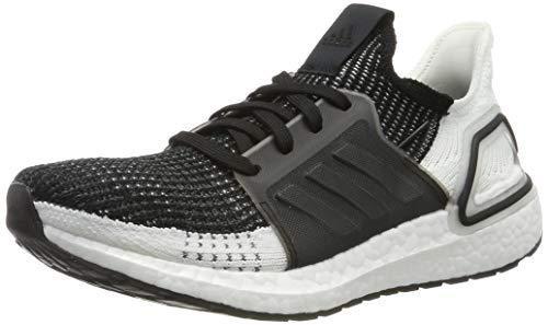 adidas Ultraboost 19 W, Scarpe da Running Donna, Nero (Core Black/Grey Six/Grey Four F17 Core Black/Grey Six/Grey Four F17), 40 EU