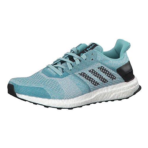 adidas Ultraboost St W Parley, Scarpe da Fitness Donna, Blu (Espazu/Ftwbla/Pertiz 000), 36 2/3 EU