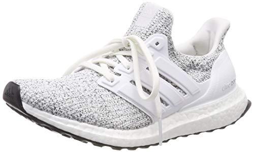 adidas Ultraboost W, Scarpe da Running Donna, Bianco (Ftwr White/Ftwr White/Non/Dyed Ftwr White/Ftwr White/Non/Dyed), 41 1/3 EU