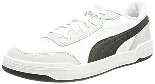 PUMA Caracal Sneaker Unisex, Puma - Puma, Colore: Nero/Grigio/Viola, 39 EU