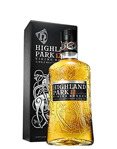 12 Years Old Single Malt Scotch Whisky Highland Park 0.7 l