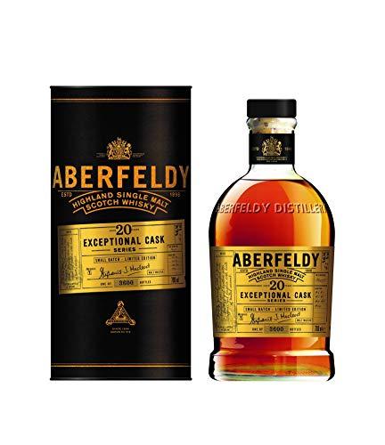 Aberfeldy Whisky 20 Anni, Small Batch, Edizione Limitata - 700 ml