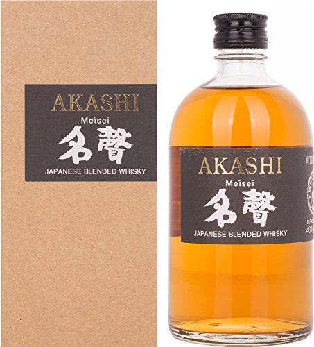 Akashi Akashi Meisei Japanese Whisky Miscelato - 500 ml