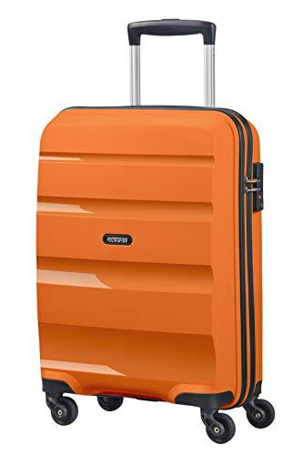 American Tourister Bon Air Dlx - Trolley Rigido (4 ruote), Arancione (Tangerine Arancione), S (55cm-31.5L)