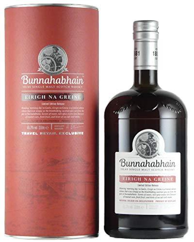 Bunna hab eirigh carpino na greine Whisky con confezione regalo (1x 1L)