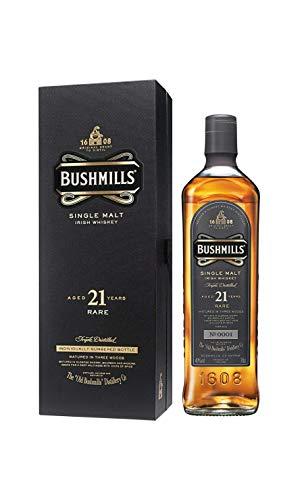 Bus hmills 21anni Single Malt Irish Whisky (1x 0,7l)
