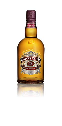 Chivas Regal 12 Anni Blended Scotch Whisky, 70cl