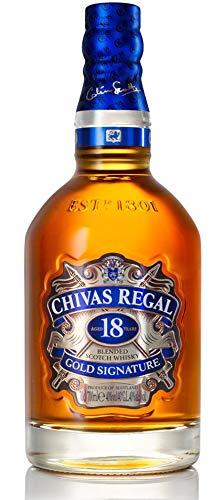 CHIVAS REGAL 18YO - BLENDED SCOTCH WHISKY 40% vol - 70CL