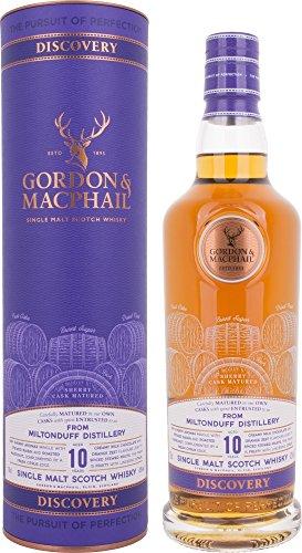 Gordon & MacPhail 10 Anni Vecchio Discovery Single Malt Scotch Whisky - 700 ml