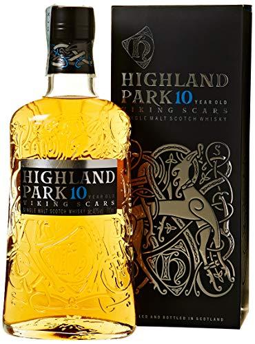 Highland Park 10 YO Single Malt Scotch Whisky - 700 ml