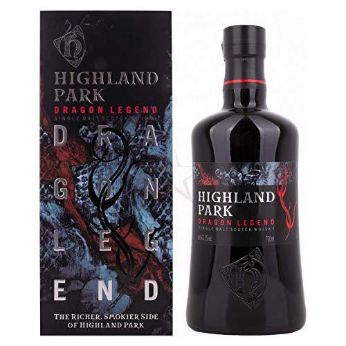Highland Park DRAGON LEGEND Single Malt Scotch Whisky 43,1% Vol. 0,7l in Giftbox