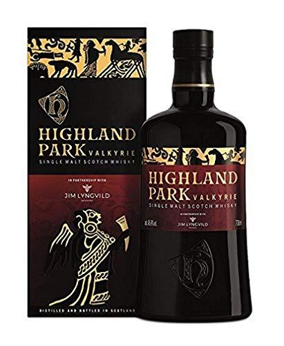 Highland Park Valkyrie Single Malt Scotch Whisky Mit Geschenkverpackung
