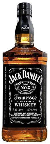 Jack Daniel' s Old No. 7Tennessee Whiskey, 3 l