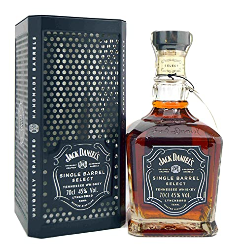 Jack Daniel's - Mesh Gift Tin & Single Barrel Select Tennessee - Whiskey