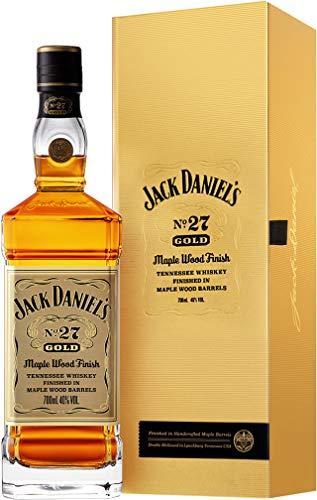 Jack Daniel's N° 27 Gold Maple Wood Finish, Whisky - 700 ml
