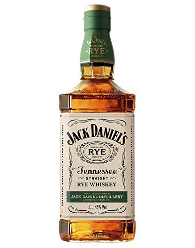 JACK DANIEL'S RYE WHISKEY 1 LT