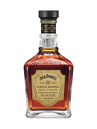 Jack Daniel's Select Single Barrel Barrel Strength Tennessee Whiskey 64,5% Vol. 0,7l in Giftbox