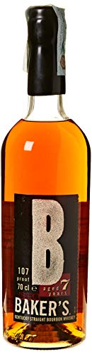 Jim Beam Baker's Small Batch Bourbon 7 Anni Old - 700 ml
