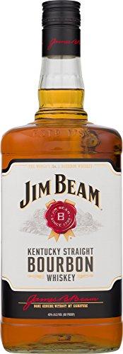 Jim Beam Kentucky Straight Bourbon Whiskey 40% - 1750ml