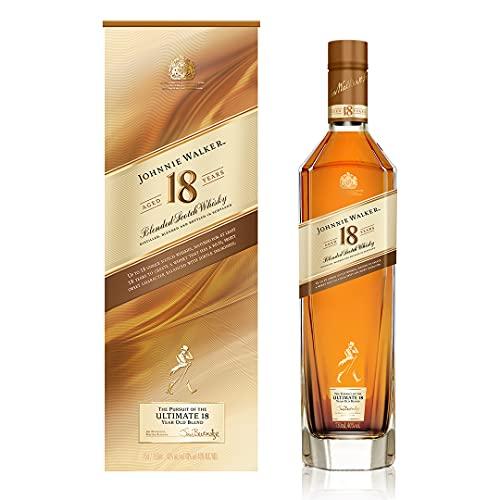 Johnnie Walker 18 Anni Blended Scotch Whisky - 700 ml