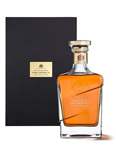 Johnnie Walker Blue George V Blended Whisky - 700 ml