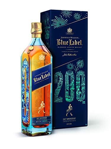 Johnnie Walker Blue Label 200th Anniversary, Limited Edition 2020-70cl in Giftbox
