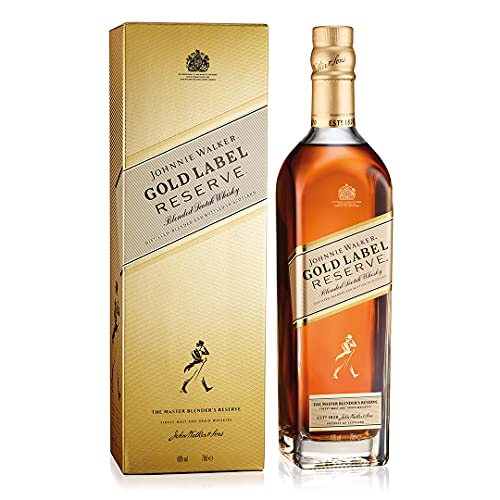 Johnnie Walker Gold Label Blended Scotch Whisky - 700 ml