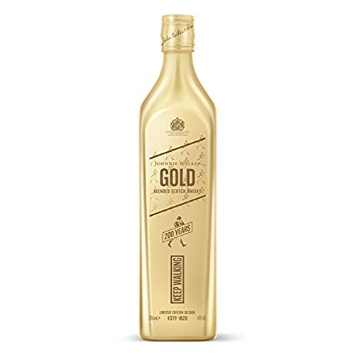 Johnnie Walker ICON GOLD 200 YEARS KEEP WALKING Limited Edition 40% - 700ml