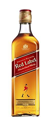 Johnnie Walker - Red Label, Blended Scotch Whisky - 1000 ml