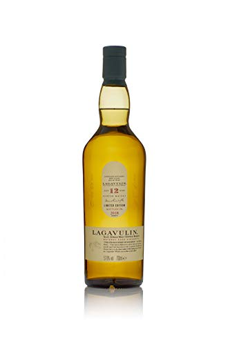 Lagavulin 12 Years Old Cask Strength Limited Edition 2018-700 ml