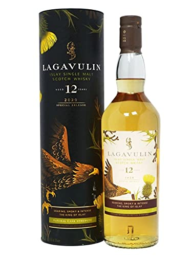 Lagavulin 12 Years Old Cask Strength Special Release 2020 56,4% - 700ml in Giftbox