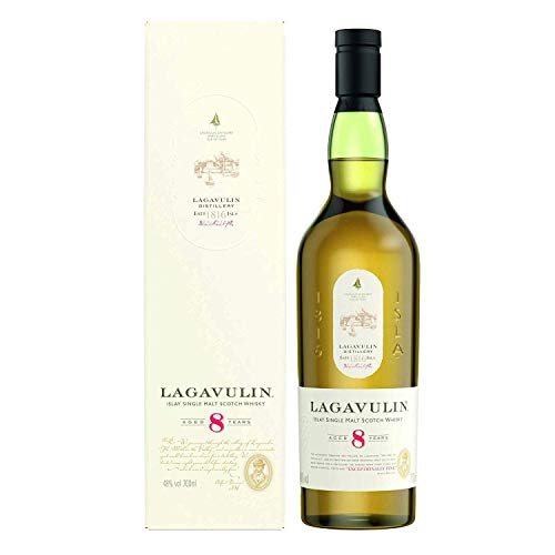 Lagavulin 8 Years Old 200th Anniversary Limited Edition 48% Vol. 0,7l in Giftbox