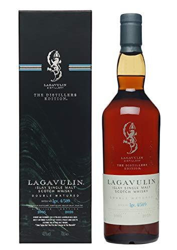 Lagavulin Lagavulin The Distillers Edition 2020 Double Matured 2005 43% Vol. 0,7l in Giftbox - 700 ml