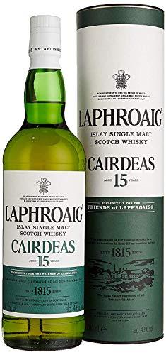 Laphroaig CAIRDEAS 15 Years Old Islay Single Malt Scotch Whisky 2017 43% - 700ml in Giftbox