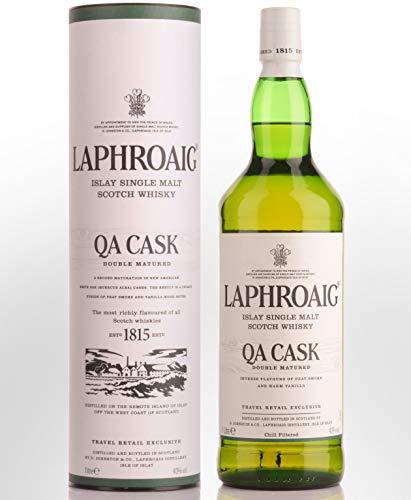 Laphroaig Qa Cask Double Matured - 1000 ml