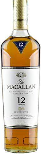 Macallan Highland Whisky Double Cask 12 Anni