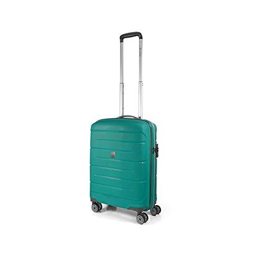 MODO by Roncato Starlight 2.0 trolley rigido cabina 4 ruote tsa Smeraldo