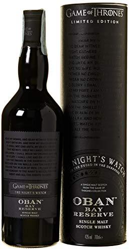 Oban Little Bay Reserve - The Night's Watch Whisky Single Malt - 700 ml