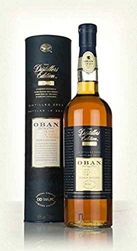 Oban Oban The Distillers Edition 2017 Montilla Fino Cask 2003 43% Vol. 0,7L In Giftbox - 700 ml